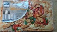 Chicken tandoori pizza - Product