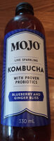 Kombucha Blueberry and Ginger - Product - en