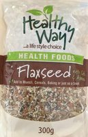 Flaxseed with Chia & Almond - Product