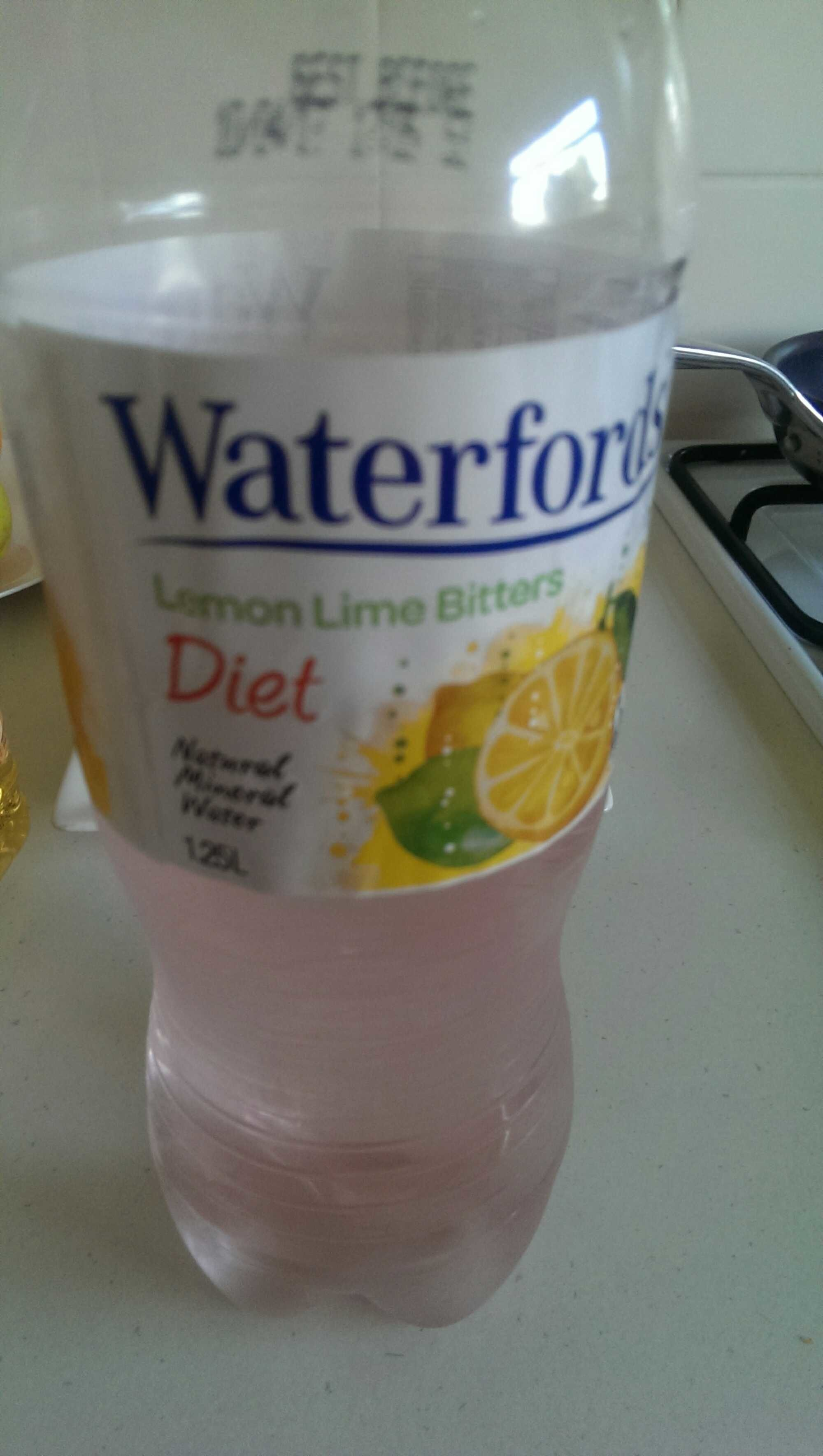 Lemon Lime Bitters Diet - Product - en