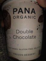 Pana Organic Double Chocolate - Produit - en
