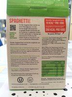 Spaghetti konjak - Produit - fr