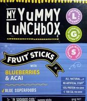 Fruit Sticks - Product - en