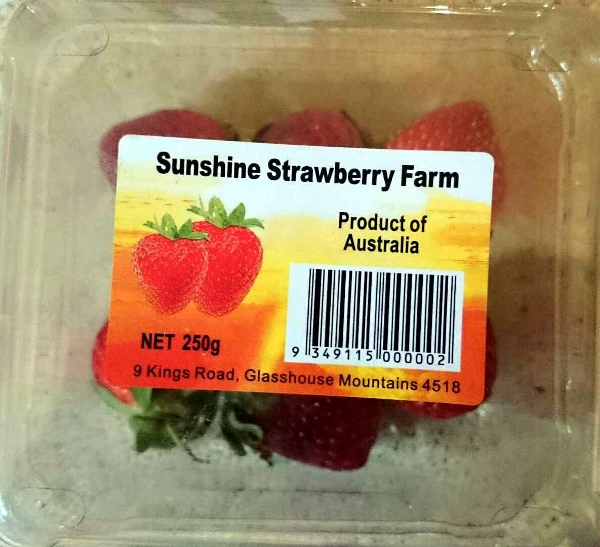 Strawberries - 製品