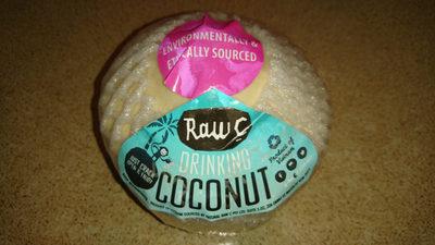 Raw C Coconut - Product