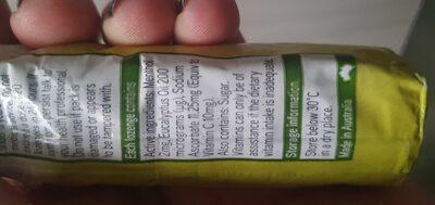soothes - Ingredients - en