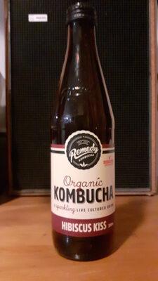 Organic Kombucha - Produit - en