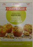 Muffin mix - Product