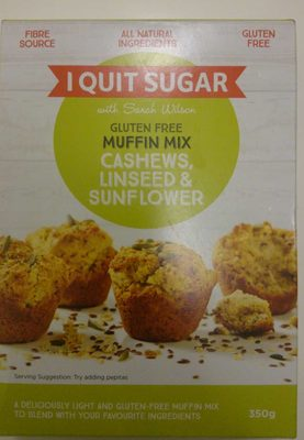 Muffin mix - Product - en