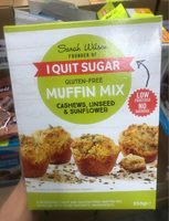 Muffin mix - Produit - fr