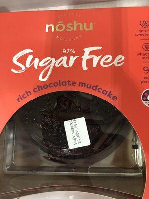 Noshu choc chips white chocolate - Product - en