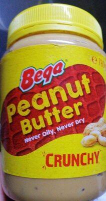 Peanut butter crunchy - Product - en