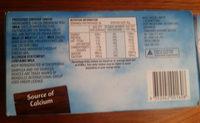 dairylea Cheddar - Ingredients - en