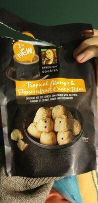 Tropical mango & passionfruit cookie bites - Product - en