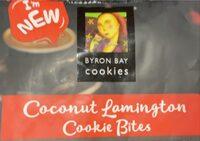 Coconut lamington cookie - Product - en