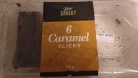 6 Caramel Slices - Product - en