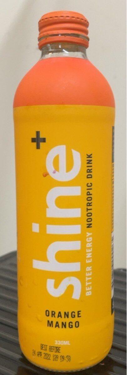 Shine+ Orange Mango - Product - en