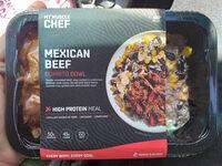 Mexican Beef Burrito Bowl - Product - en