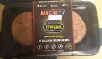 Italian Burgers - Product - en