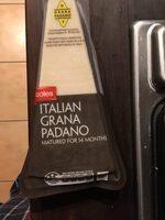 Coles Italian Grana Padano - Product - en