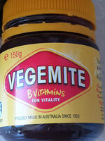 Vegemite - Nutrition facts - en