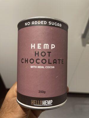 Hemp hot chocolate - Product - en