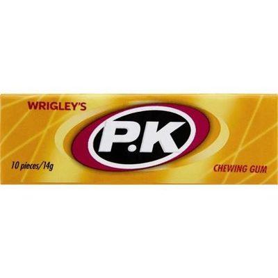 PK Chewing Gum Regular Singles - Produit - fr