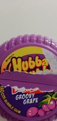 Hubba bubba - Ingredients - en