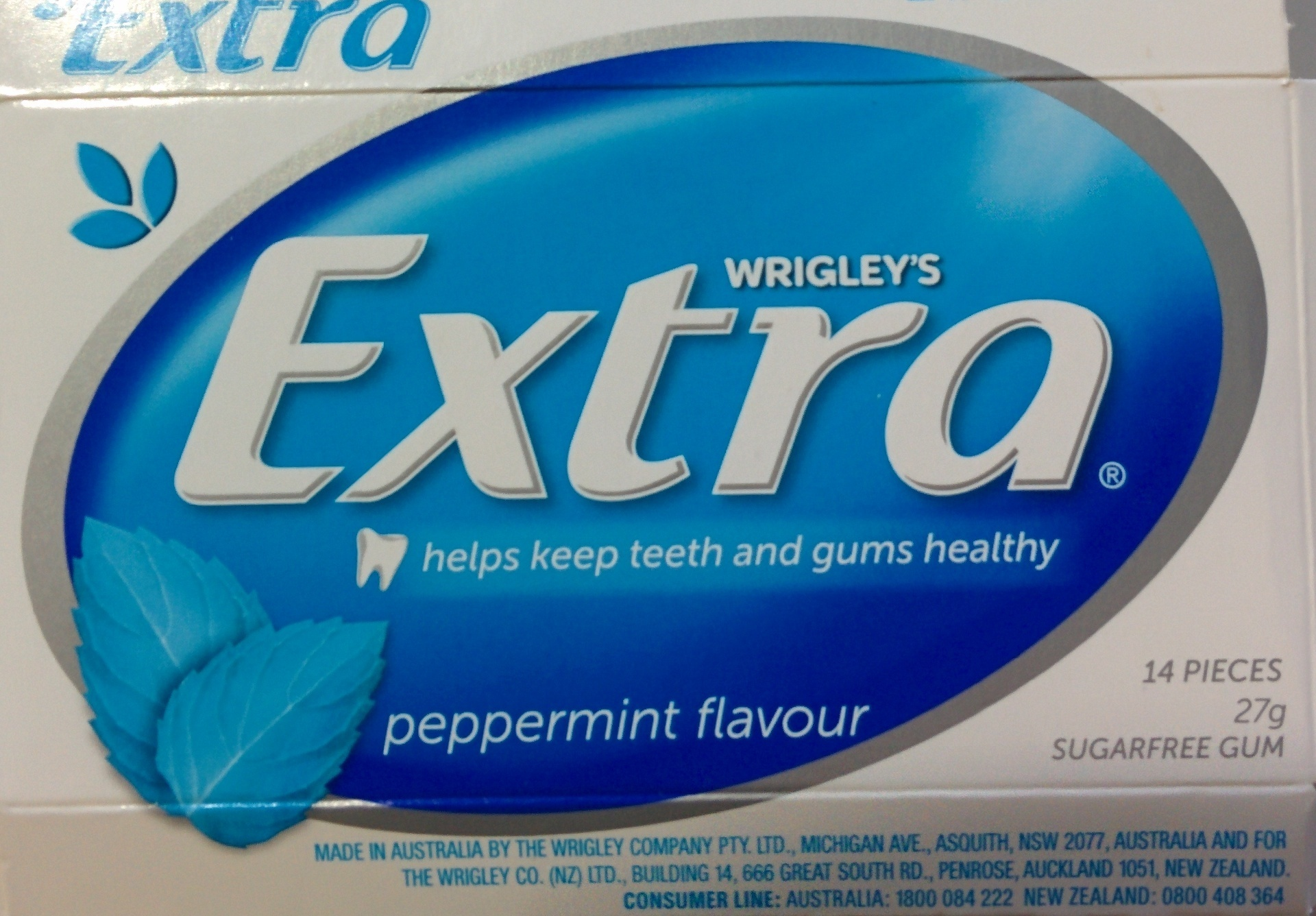 Extra - Peppermint - Product - en