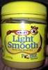 Light Smooth peanut spread - Product