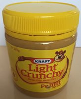 Light Crunchy Peanut Spread - Product