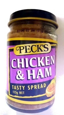 Chicken & Ham Tasty Spread - Product - en
