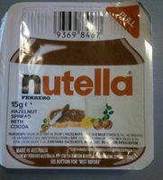 Nutella - Produit - en