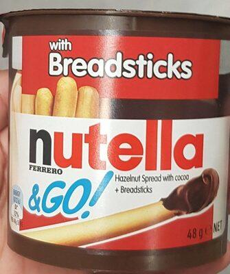 nutella & go - Product - en