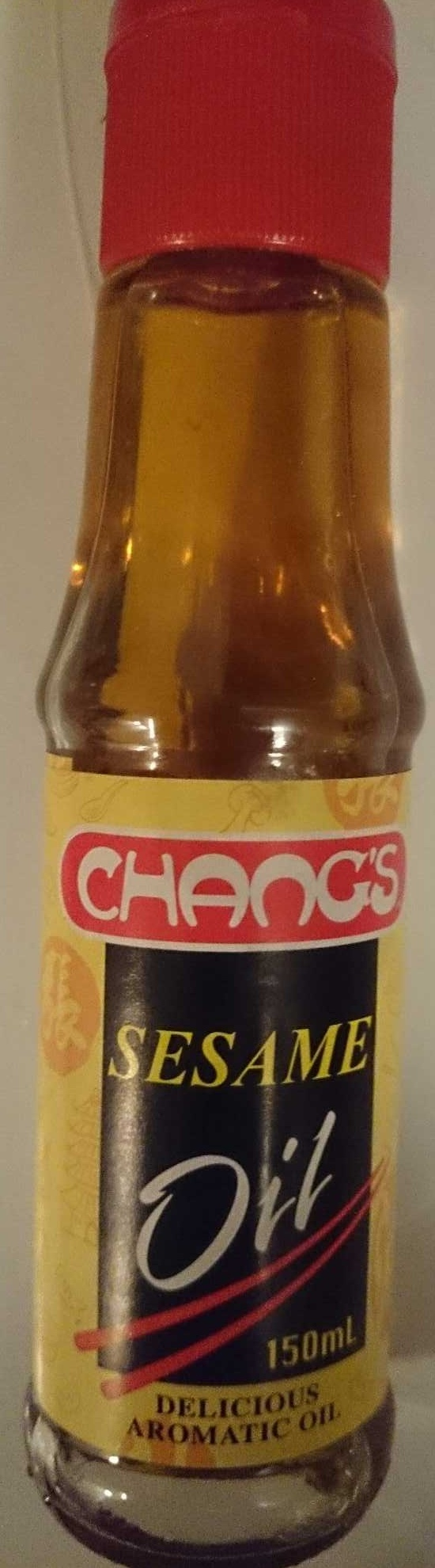 Changs Sesame Oil - Product - en