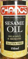 Sesame Oil - Product - en