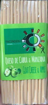 Queso cabra y manzana - Product - es
