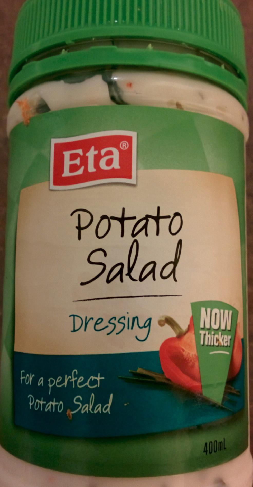 Potato Salad Dressing - Product