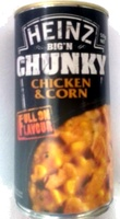 Heinz Big'n Chunky Chicken & Corn - Product