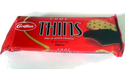Choc Thins - Product