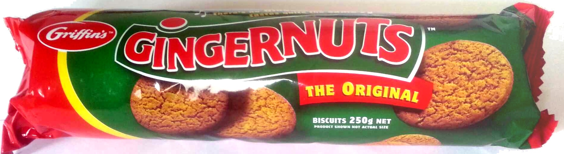 Gingernuts - Product