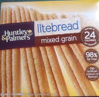Litebread mixed grain - Produit