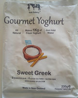 Gourmet Yoghurt - Produit