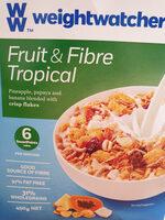 Fruit & Fibre Tropical Muesli - Product - en