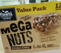Mega Nuts Double Choc - Product - en