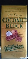 Coconut block - Product - en
