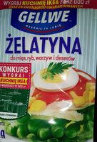 żelatyna - Produkt - pl