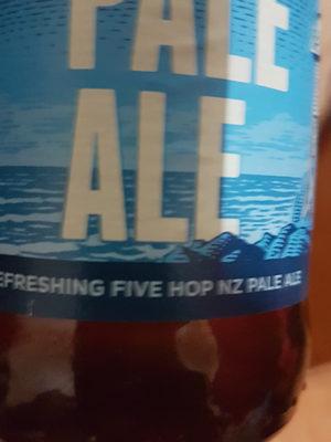 pointers pale ale - Ingrédients - en