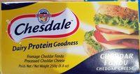Cheddar Fondu - Product