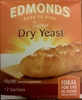 Instant Dry Yeast - Product